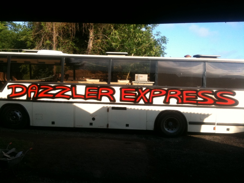 The One and Only DazzlerExpress